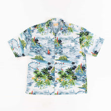 Vintage 'Tropical Island' Hawaiian Shirt - American Madness