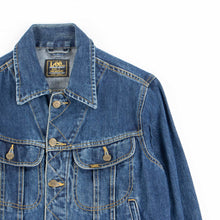 Vintage Lee Rider Denim Jacket