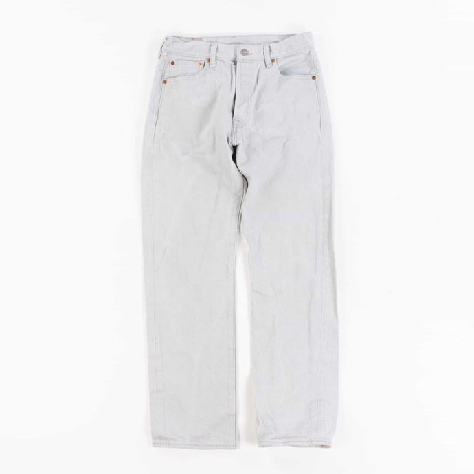 Vintage Levi's 501 Jeans - Glacier Grey - American Madness
