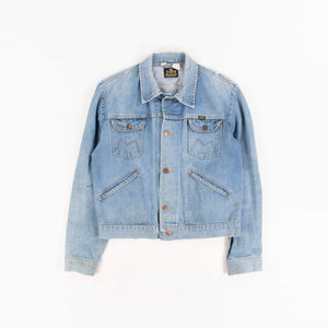 1970's Blue Bell Maverick Denim Trucker Jacket - American Madness