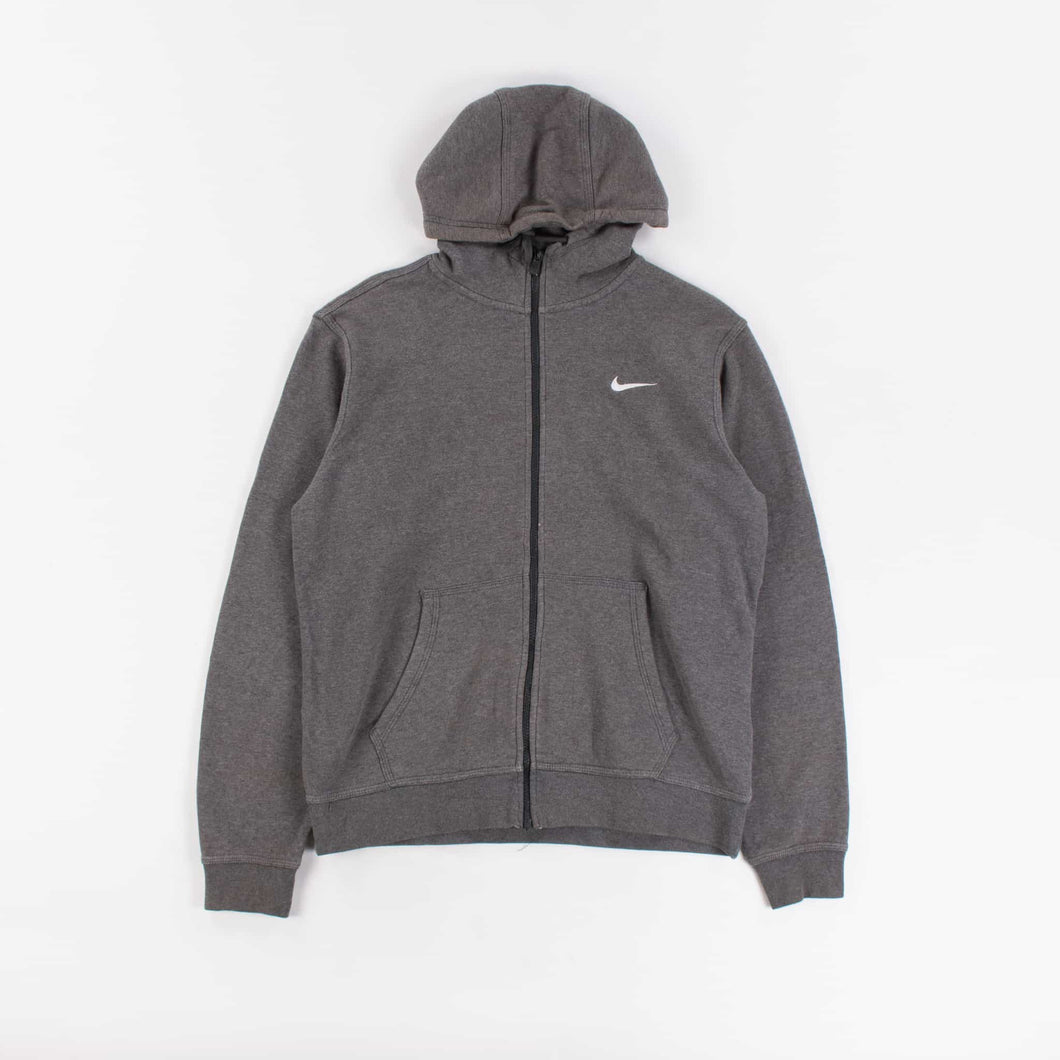 Vintage Nike 'Logo' Hooded Sweatshirt