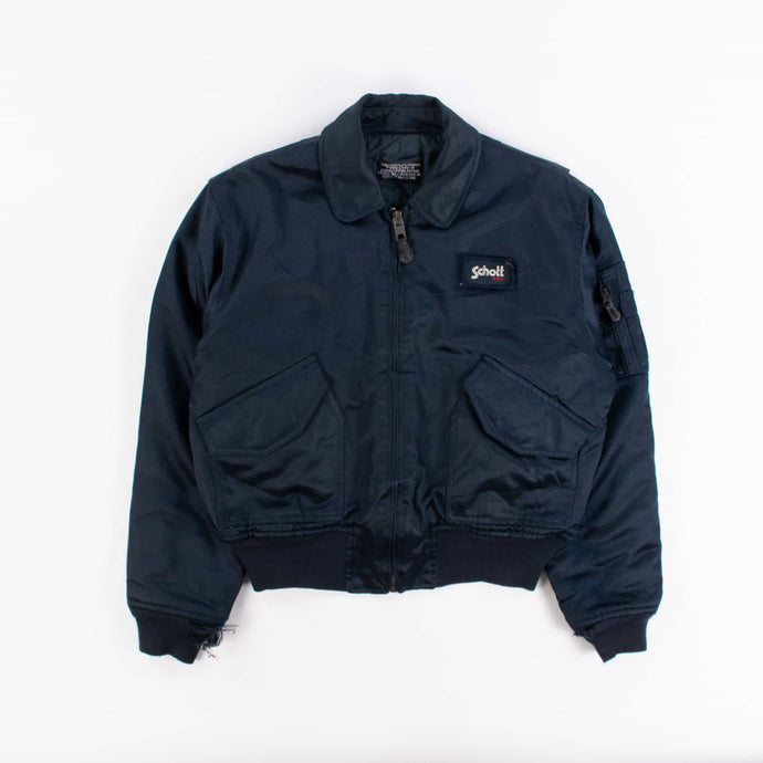 Vintage Schott CWU Bomber Jacket - American Madness