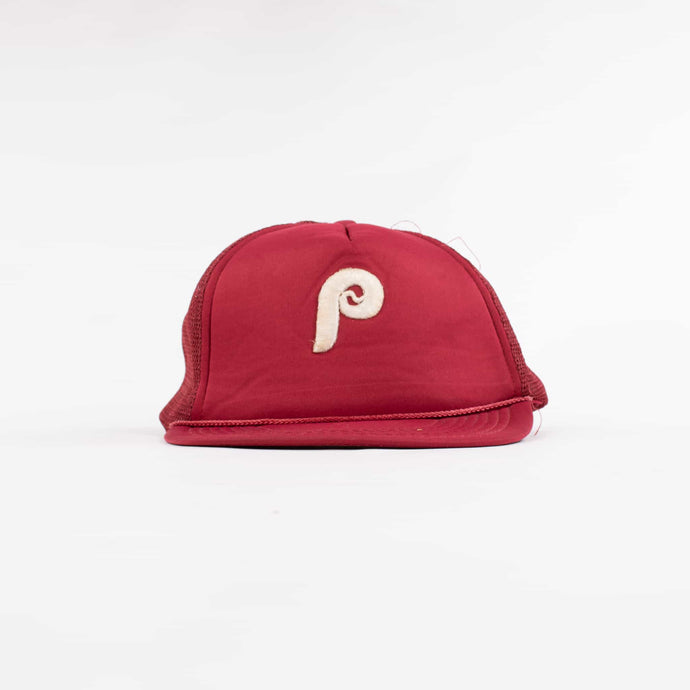 Vintage 'Phillies' 90's Trucker Cap - American Madness