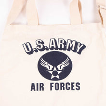 Vintage U.S Army Air Force Tote Bag - American Madness
