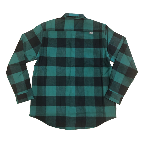 UNION Flannel - Green