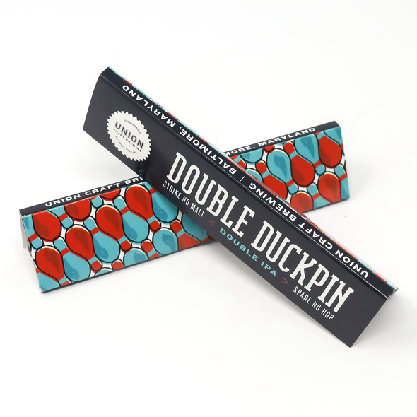 Double Duckpin Rolling Papers