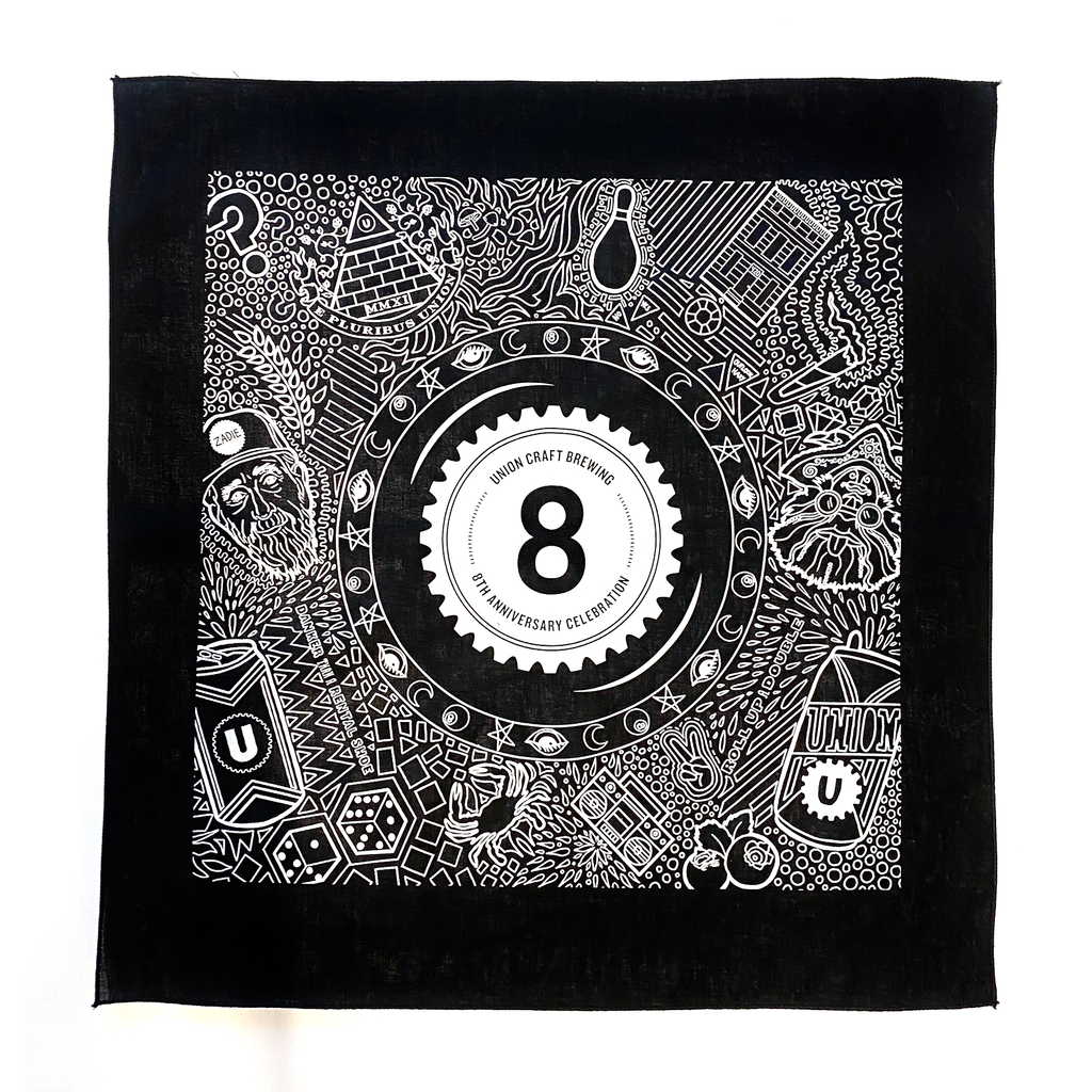 8th Anniversary Bandana