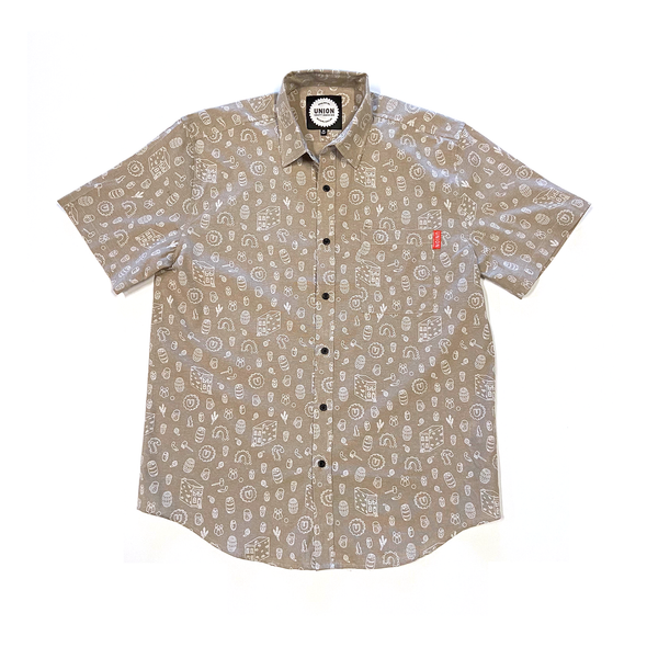 Wilson Button Up