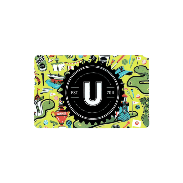 UNION Gift Card