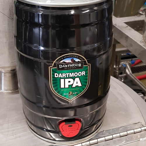 Dartmoor IPA Mini Cask