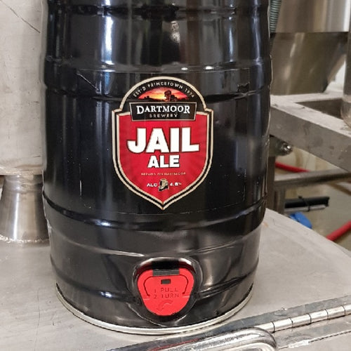 Jail Ale Mini Cask