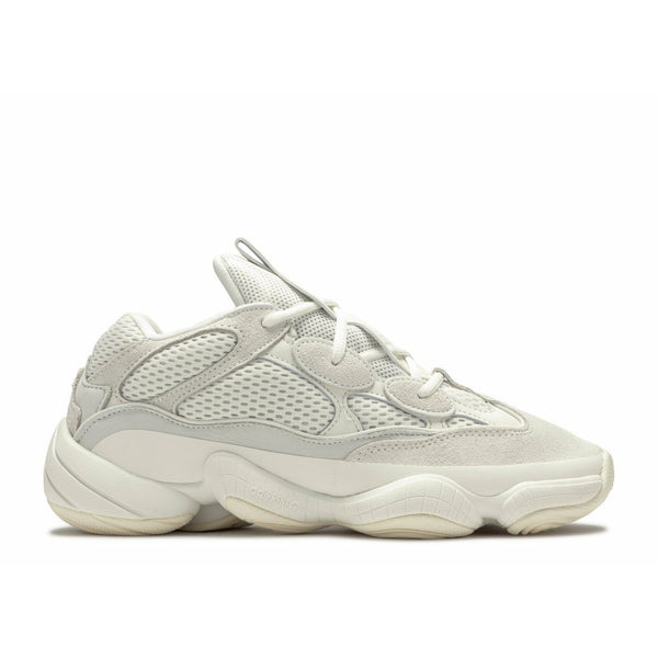 "Adidas-Yeezy 500 ""Bone White""-FV3573-9.5-A6A-Adidas Yeezy 500 ""Bone White"" Sneakers
