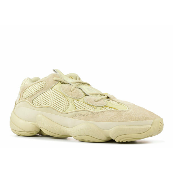 "Adidas-Yeezy 500 ""Super Moon Yellow""-Adidas Yeezy 500 ""Super Moon Yellow"" Sneakers