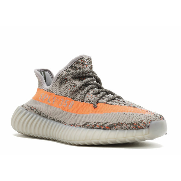 "Adidas-Yeezy Boost 350 V2 ""Beluga""-Adidas Yeezy Boost 350 V2 ""Beluga"" Sneakers