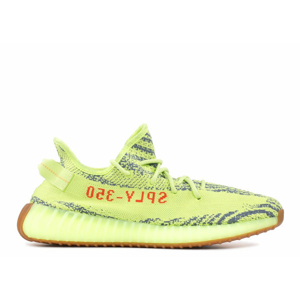 "Adidas-Yeezy Boost 350 V2 ""Frozen Yellow""-Adidas Yeezy Boost 350 V2 ""Frozen Yellow"" Sneakers