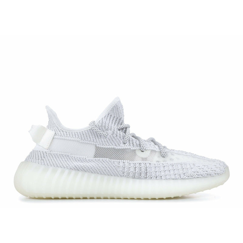 "Adidas-Yeezy Boost 350 V2 ""Static"" Reflective-Adidas Yeezy Boost 350 V2 ""Static‰۝ Reflective Sneakers
