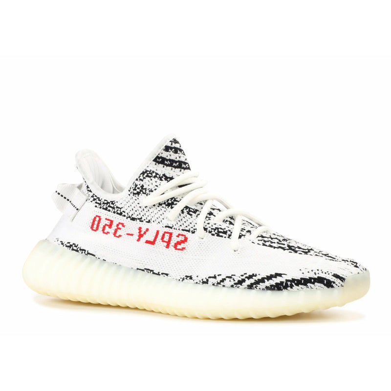 "Adidas-Yeezy Boost 350 V2 ""Zebra""-Adidas Yeezy Boost 350 V2 ""Zebra"" Sneakers
