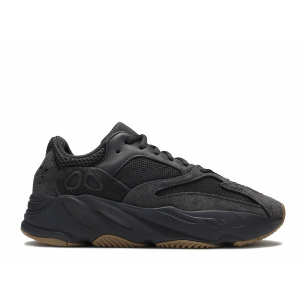 "Adidas-Yeezy Boost 700 ""Utility Black""-Yeezy Boost 700 ""Utility Black Gum Bottom"" Sneakers