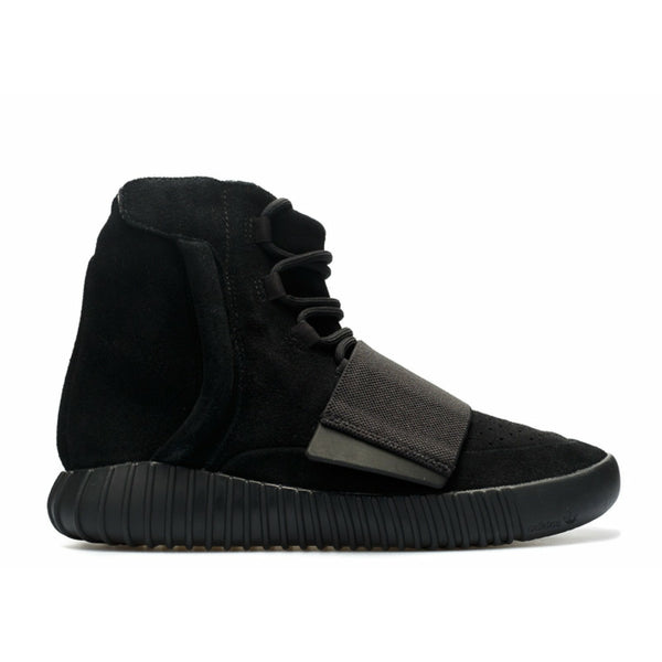 "Adidas-Yeezy Boost 750 ""Pirate Black""-Yeezy Boost 750 ""Pirate Black"" Sneakers