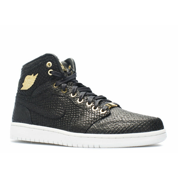 "Air Jordan-Air Jordan 1 High ""Pinnacle"" Black-Air Jordan 1 High Pinnacle ""Black"" Sneakers