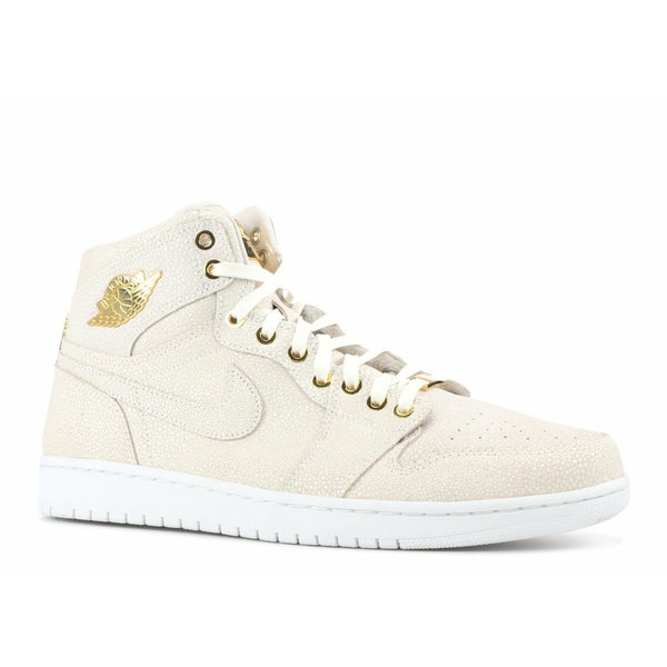 "Air Jordan-Air Jordan 1 High Pinnacle ""White""-705075-130-7-C12A-Air Jordan 1 High Pinnacle ""White"" Sneakers