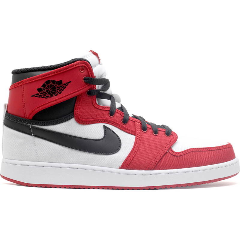"Air Jordan-Air Jordan 1 KO High ""Chicago""-Air Jordan 1 KO High ""Chicago"" Sneakers