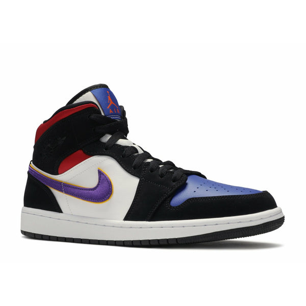 "Air Jordan-Air Jordan 1 Mid SE ""Rivals""-Air Jordan 1 Mid SE ""Rivals"" Sneakers
