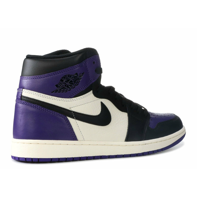 "Air Jordan-Air Jordan 1 Retro High OG ""Court Purple""-Air Jordan 1 Retro High OG ""Court Purple"" Sneakers