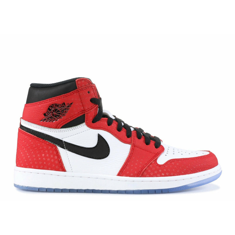 "Air Jordan-Air Jordan 1 Retro High ""Spider-Man Origin Story""-Air Jordan 1 Retro High ""Spiderman""