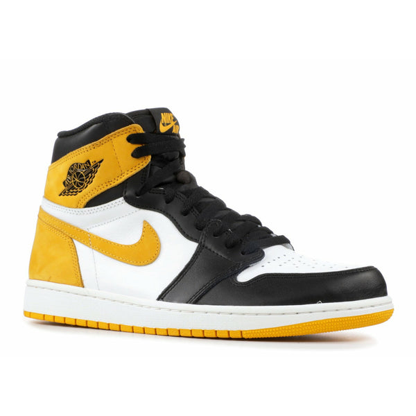"Air Jordan-Air Jordan 1 Retro High ""Yellow Ochre""-Air Jordan 1 Retro High ""Yellow Ochre""