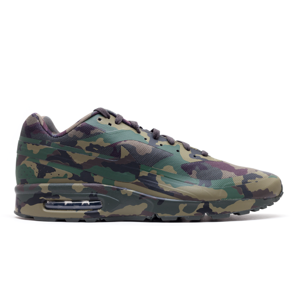 "Nike-Air Classic BW France Sp ""Camo""-Nike Air Classic BW France SP Camo - 607474-220 - Medium Olive/Dark Army 