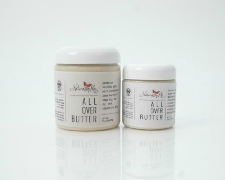 All Over Butter - Eczema Therapy