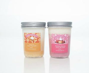 Dessert Soy Candles - 6oz