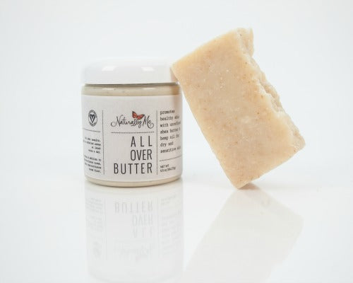 SOAP AND ALL OVER BUTTER - ECZEMA THERAPY SET