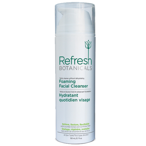 Refresh Botanicals Foaming Facial Cleanser 150ml