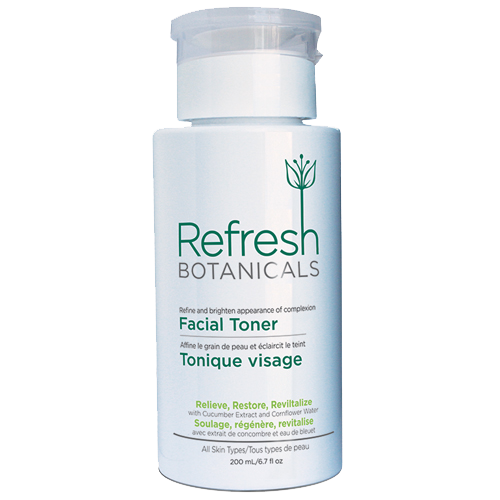 Refresh Botanicals Facial Toner