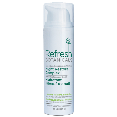 Refresh Botanicals Night Restore Complex