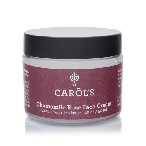 CAROL'S Life Root-CHAMOMILE ROSE FACE CREAM  50 ml