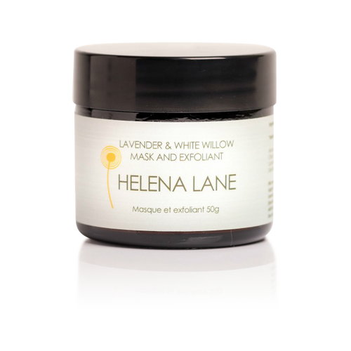 HELENA LAN SKINCARE - LAVENDER & WHITE WILLOW MASK AND EXFOLIANT 50G