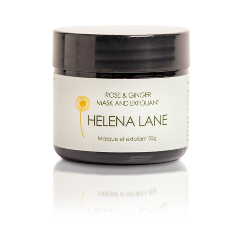 HELENA LAN SKINCARE - ROSE & GINGER MASK AND EXFOLIANT 30G
