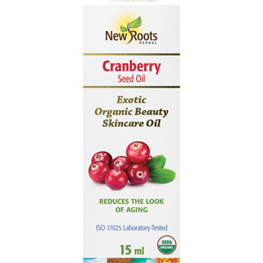 New Roots Herbal Cranberry Seed Oil