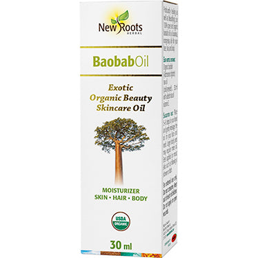 New Roots Herbal Baobab Oil