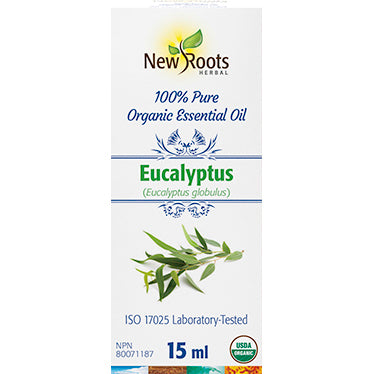 New Roots Herbal Eucalyptus Essential Oil