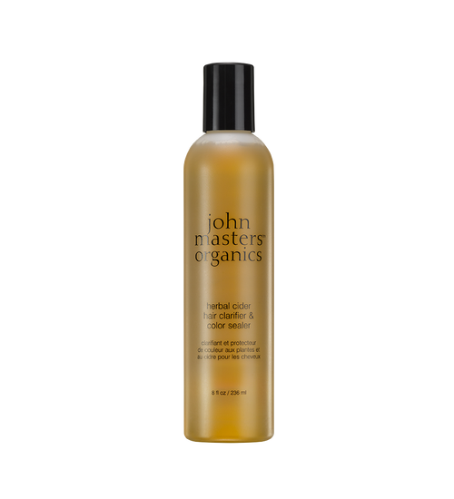 John Masters Organics Herbal Cider Hair Clarifier & Colour Sealer