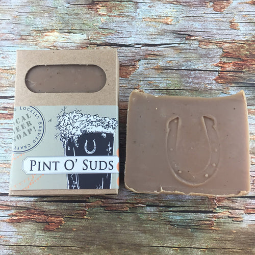 Jody's Naturals Pint O' Suds Beer Soap