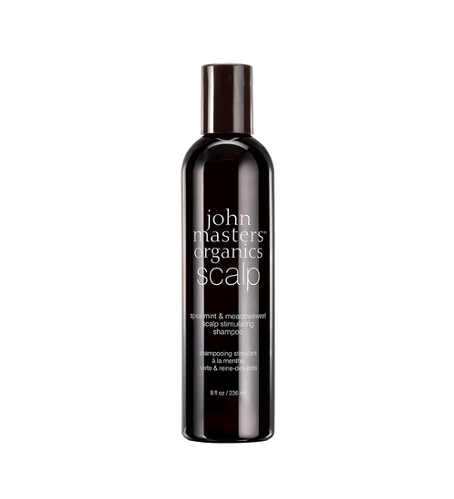 john masters organics - Spearmint & Meadowsweet Scalp Stimulating Shampoo 8oz/236ml