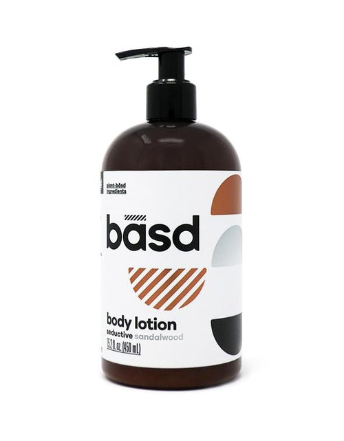BASD Seductive Sandalwood Body Lotion