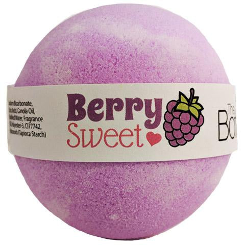 Bath Bomb Co. Berry Sweet Bath Bomb