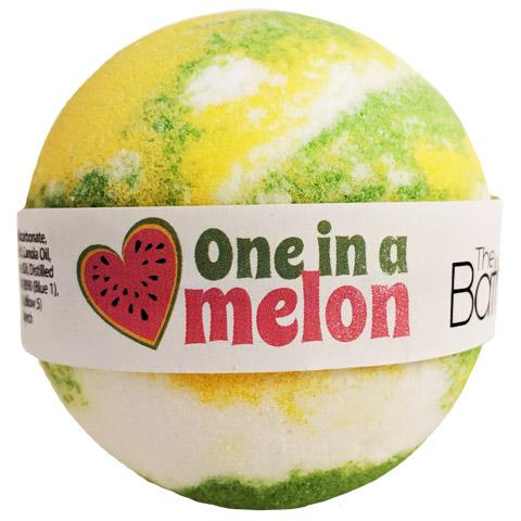 Bath Bomb Co. One in a Melon Bath Bomb