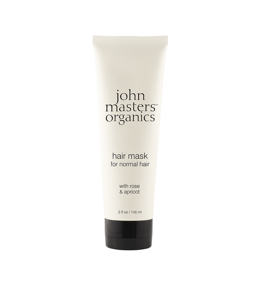 John Masters Organics Rose and Apricot Hair Mask For Normal Hair